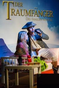 Promotion zu Der Traumfänger © Stephan Drewianka