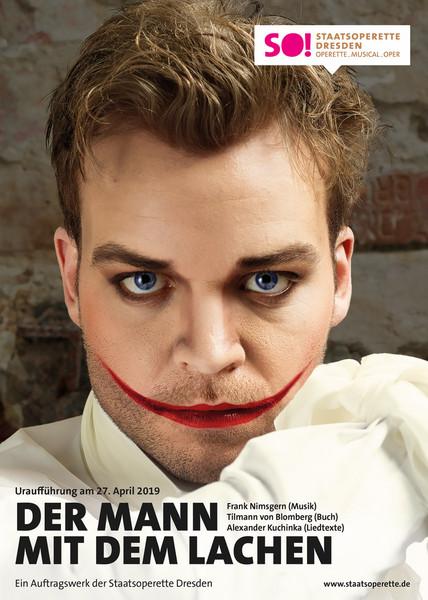 Der Mann mit dem Lachen - Musical © Staatsoperette Dresden
